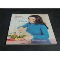 Quality Professional Cook Book Printing On Demand With pantone colors A4 wholesale