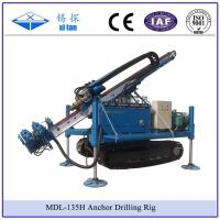 Quality Great Torque Portable engineering anchoring Drilling Rigs(geothermal hole and well) wholesale