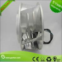 Quality Backward Curved EC Centrifugal Fans Blower For Equipment Cooling CE Approved wholesale