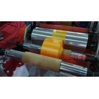 Cheap Double Head PE Film Blowing Machine Film Extruder For Double Color Plastic Bags for sale