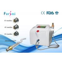 China Radio frequency rf fractional micro needle/radio frequency facial machine for beauty spa on sale