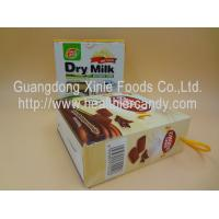 Quality Holiday Rectangle Malted Milk Tablets , Colored Natural Energy Candies wholesale