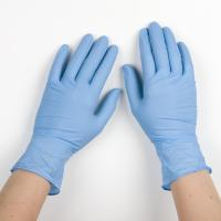 Cheap Disposable Nitrile Glove 9 inch or 12 inch available for sale