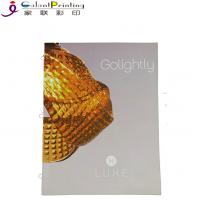 Quality Custom Building Saddle Stitch Catalog Paper Printing Services Softcover Printing wholesale