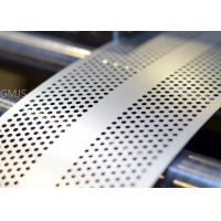 China 316 Stainless Steel Perforated Metal Sheet , Stainless Steel Decorative Wire Mesh on sale