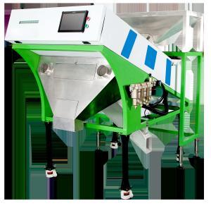 Buy cheap Plastic optical color sorting machine pvc pet sorting machine from wholesalers
