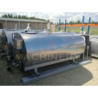 Quality 2000L Sanitary Stainless Steel Storage Tank for Distilled Water (ACE-ZNLG-D1) wholesale