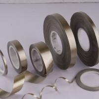Cheap Fireproof Mica Insulation Wire Wrapping Tape Customized 0.08mm - 0.15mm for sale