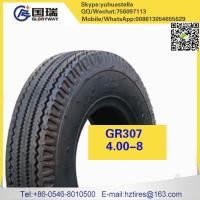 hot sale 4.00-8 motorcycle tire of gloryway brand manufacturer