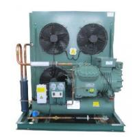 China Air cooled Refrigeration Bitzer condenser Unit for cold storage room on sale