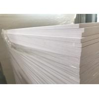 Quality 6mm Whtie Celuka Foam Core Board For Store Fixtures Eco - Friendly wholesale