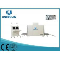 Quality Luggage Airport Security Baggage Scanners , 24 Bit Color X Ray Baggage Inspection System wholesale
