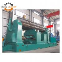 China High Performance Round Forming Plate Rolling Machine With Fast - Speed on sale