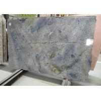Quality Brazil Azul Bahia Granite Wall Panels Kitchen Granite Slab For Background Wall Landscape wholesale