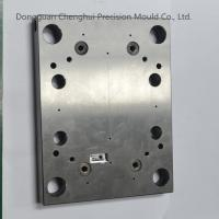 Quality Electronic connector mold base / Precision mould plate with  S45C , S55C wholesale