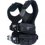 Camera Steadycam Stabilizer Kit Vest +Dual arm Steadicam
