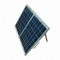 Quality 40Wp Polycrystalline Solar Panel with Portable, Flexible and Lightweight Features wholesale