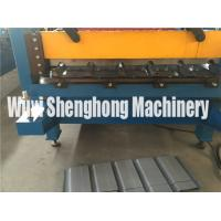 Quality High Performance Floor Decking Cold Roll Forming Machine Chain Driven 11KW wholesale