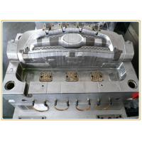 Cheap Auto Decoration Grating Plate Plastic Injection Mold Tooling , Precise Plastic Car Parts for sale