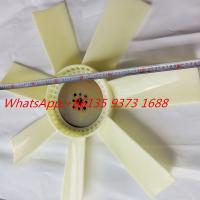 Quality Cummins 6CTA8.3-G2 diesel Engine Cooling Radiator Fan Blade 3911326 wholesale