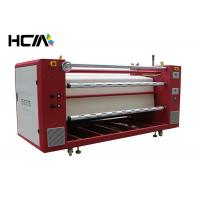 Quality Professional Roll To Roll Sublimation Heat Transfer Machine For Bedding wholesale