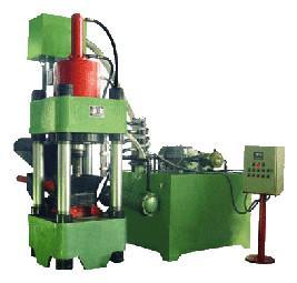 Quality Y83-160 Metal Chips Briquetting Machine for iron, steel, aluminum, copper etc scrap wholesale