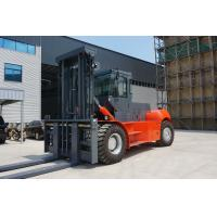 China 25 ton to 28ton heavy duty forklift with cummins engine 25000kg container reach stacker for sale on sale