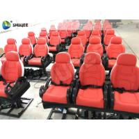 Quality Truck Mobile 5D Cinema System , 5D 7D 9D Cinema Theater  With Motion Chair Seat wholesale