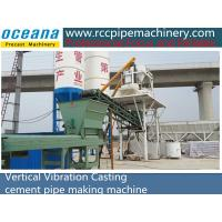 China Concrete pipe mould, pre-sterssed concrete pipe making machine of Vertical Vibration type on sale