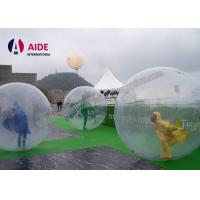 Cheap Giant Inflatable Ball / Inflatable Ball You Get Inside For Water Dance for sale