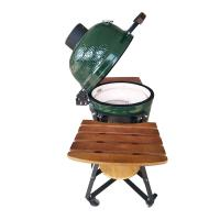 Quality Easily Cleaned Kamado Barbecue Grill Smoker With Charcoal Lump Fuel wholesale