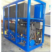Cheap 129Kw Cooling Capacity Hermetic Scroll Compressor Industrial Water Chiller With for sale