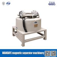 Quality Multi Magnetic Pole Dried Powder Electromagnetic Separator With 30000 Gauss Dry Magnetic Separator wholesale