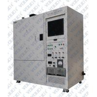 Quality Wire Cable Smoke Density Test Apparatus , NBS Chamber Fire Propagation Test Laboratory Testing wholesale