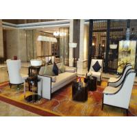 China 4 Star 5 Star Waiting Area Hotel Lobby Furniture  High Standard Environment - Friendly on sale