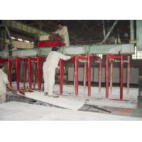 Cheap AAC Panel Plant Fly Ash / Concrete Slab Making Machine , Hollow Core Slab Machine for sale