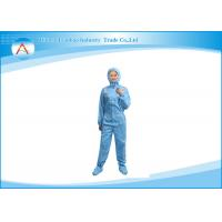 Workplace customized Cleanroom Clothing / ESD safety Clean Room Apparel