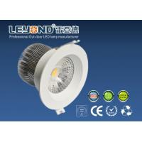 Quality Anti - Glare Lens Beam10 / 24 / 90 Degree Cree Led Downlight Dimmable 12w wholesale