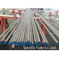 Quality ASME SA213 TP316/316L 3/4'' OD BWG16 Solution Annealed Seamless Stainless Steel Heat Exchanger Tube wholesale