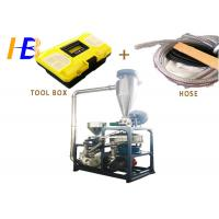 Quality PP Granules Plastic Grinding Machine , Stainless Steel PP Recycling Machine wholesale