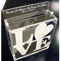 Quality acrylic suggestion/donation/complaint boxes custom in China wholesale