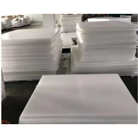 China square shape white color HDPE plastic cutting board for kicthen and meat on sale