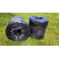 Quality 1mm - 5mm Diameter PP Twisted Rope / PP Baler Twine For Agriculture wholesale