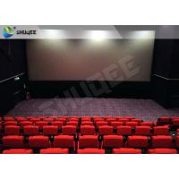 Cheap High Definition High End Home Cinema With Safety System For Holding 50 People for sale