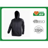 Quality Outdoor Thick Camo Hoodie Sweatshirt Windproof For Running / Hiking wholesale