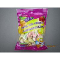Quality 228g OCHRA Bag Packing Ice Cream Fruity Marshmallow Gifts / Snack Marshmallow wholesale