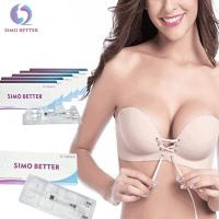China 10CC HA Breast Augmentation Fillers Long Duration Dermal Fillers For Forehead Lines on sale