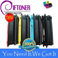 China Remanufactured Brother TN110Y Yellow Laser Toner Cartridge on sale