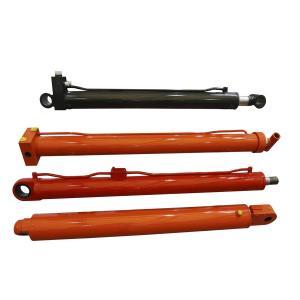 Quality Boom Forklift Hydraulic Cylinder / Hydraulic Piston Cylinder For Cranes wholesale