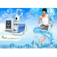 Quality 10.4 inch touch screen portable cool tech slimming cool shape cellulite removal cryolipolysis machine price wholesale